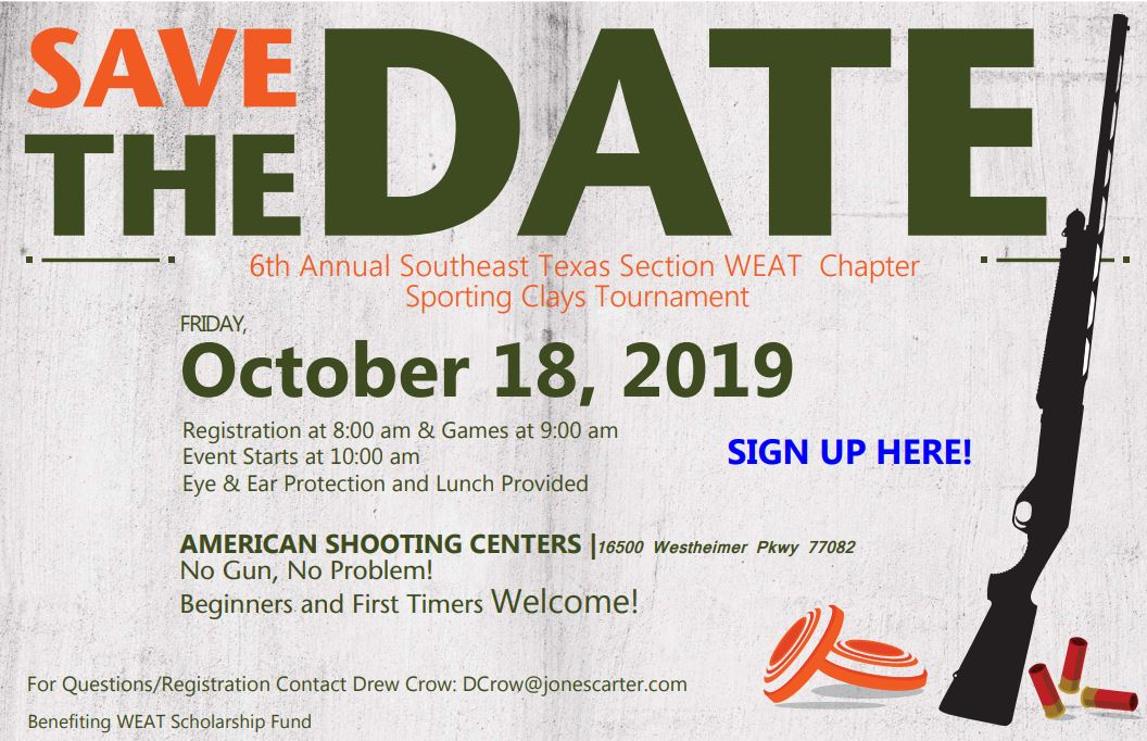 6th Annual Sporting Clays Tournament